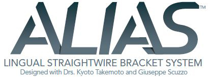 Alias Linguial Completely Invisible Braces Logo