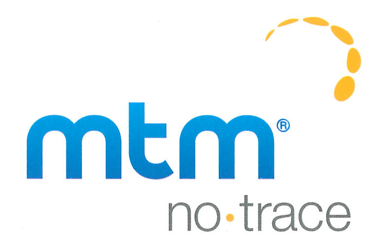 MTM No Trace Invisible Braces Logo